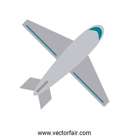 airplane topview icon image