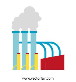 factory industrial  icon image