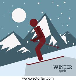 Winter Sport design