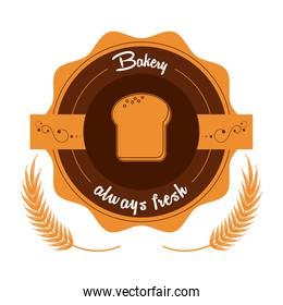 Bakery icons design