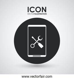 Gadget icon design