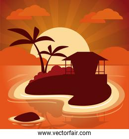 Vacations and summer design