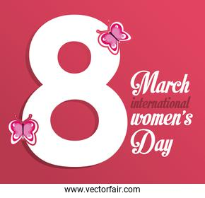 Happy Womens day design