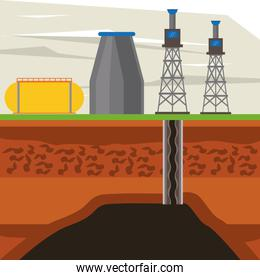 Oil industry and machinery
