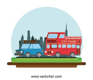 Travel and vehicles