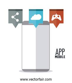 Apps and smartphone gadget