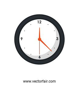 Isolated traditional clock design