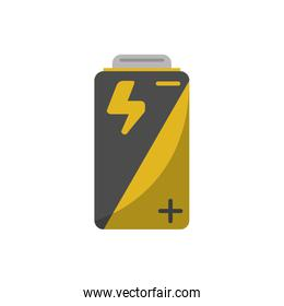 Isolated power battery design