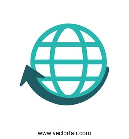 Sphere and global communication design