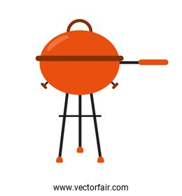 grill barbecue kettle food camping