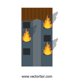 fire building residential emergency