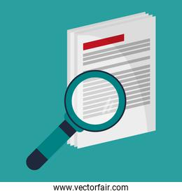 document paper search analytics