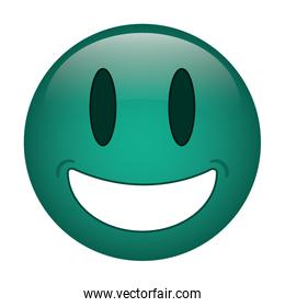 smiling thumbs emoticon style