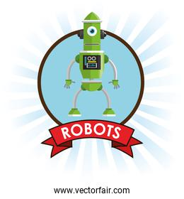 robots technology science future banner