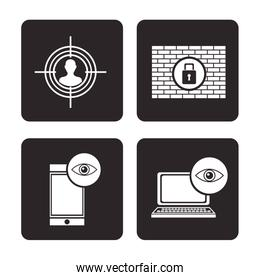 set cyber security protection data