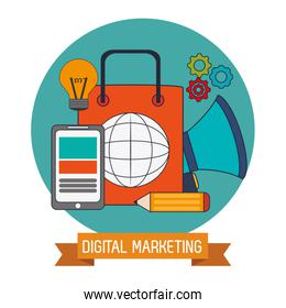 digital marketing business network website