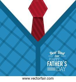 fathers day card, best dad ever. day special congratulation