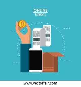 Online mobile payment