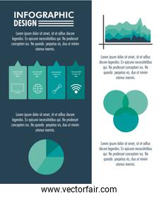 Infographic technology design