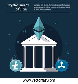 Cryptocurrency system and marketplace