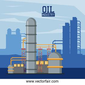 Oil plant industry