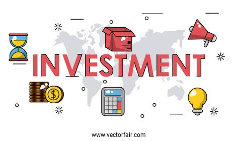 Business investment banner