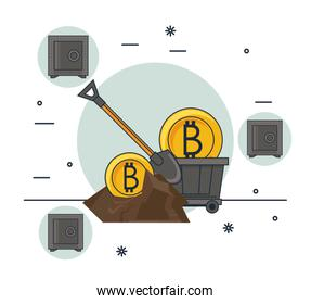 bitcoin mining currency