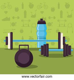 Fitness and healthy lifestyle