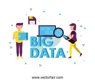 Big data and coworking