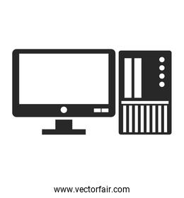 computer monitor with sd card