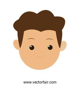 face of man icon