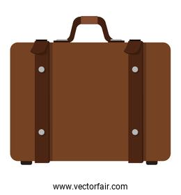suitcase with handle icon