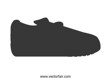 sneaker without laces icon
