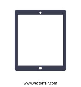 single tablet icon