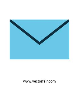 simple envelope icon