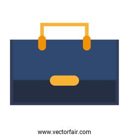 bag suitcase business line icon