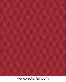 Red geometric pattern abstract background