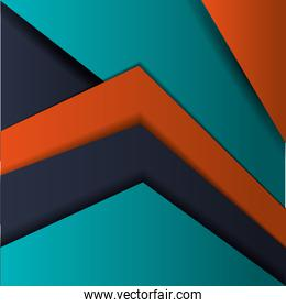 geometric shapes 3d background icon
