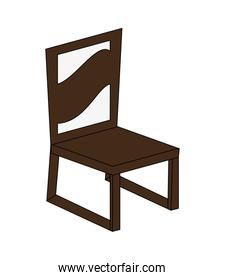 single chair icon