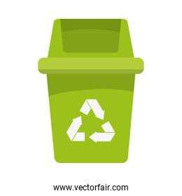 trash recycle ecology protection design