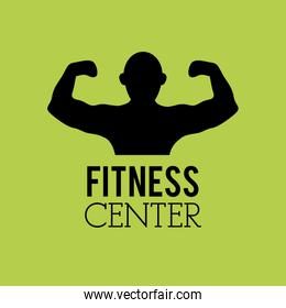 fitness lifestyle related icons image