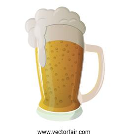 Cold beer cup