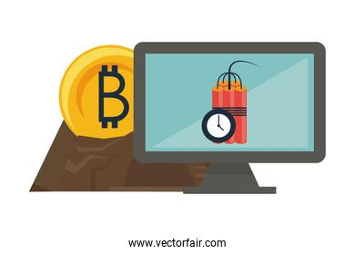 Bitcoin mining and investment