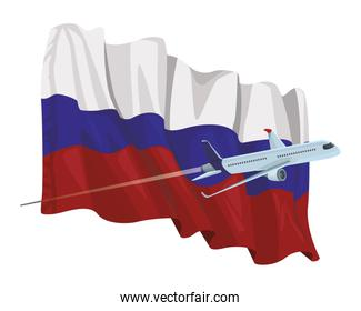 russian flag icon