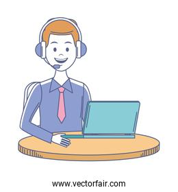 costumer services assistant