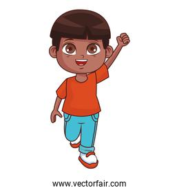 cute boy cartoon