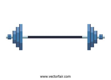 GYM barbell equipment