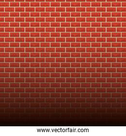 brick wall background cartoon