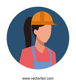 constructionworker Jobs and professions avatar