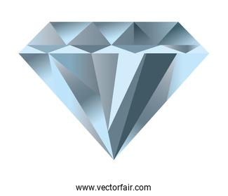 Diamond luxury wealth jewelry isolated isolated